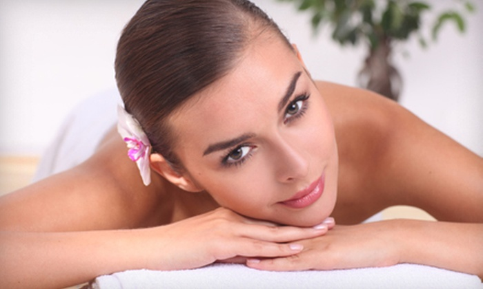 H2O Bodyworks for Women - North Liberty: Body Wrap with Sauna Session or One Month of Unlimited Sauna Sessions at H2O Bodyworks for Women (Up to 81% Off)