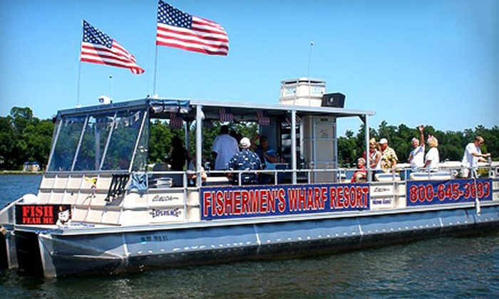 Fishermen's Wharf Resort - Fishermen's Wharf Resort: Public Fishing Trip for One or Private Launch for Up to 35 from Fishermen's Wharf Resort (Up to 57% Off)