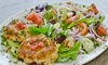 Anglins Beach Cafe - Lauderdale by the Sea: Seafood and Organic Dinner at Anglins Beach Cafe (Up to 44% Off). Two Options Available.