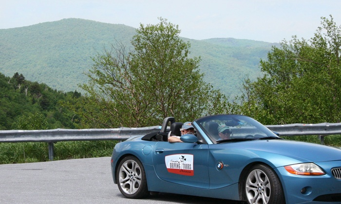 Country Driving Tours of Vermont - Bristol:  for a Driving Tour with a Picnic for Two from Country Driving Tours of Vermont ( Value)