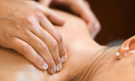 Swedish, Deep-Tissue, Prenatal, or Reiki Massage with Optional Body Wrap at Whole Earth Massage (Up to 54% Off)