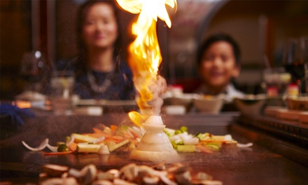 Japanese Cuisine at Hokkaido Sushi Hibachi Steak House & Lounge (Up to 51% Off).