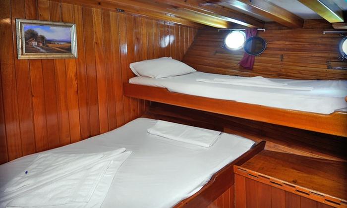 Mediterranean Cruise In Bodrum Null Groupon Getaways