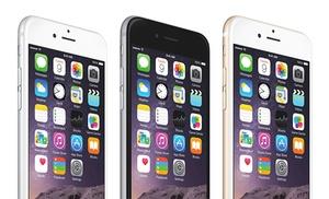 Apple iPhone 6 or 6 Plus 16GB, 64GB, or 128GB Smartphone (GSM Unlocked)