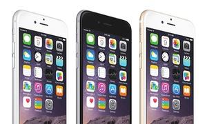 Apple Iphone 6 Or 6 Plus 16gb, 64gb, Or 128gb Smartphone (gsm Unlocked) (refurbished)