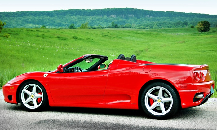 Exotic Lifestyle - Mimico: Ride-Along or Test-Drive in a Ferrari F430 from Exotic Lifestyle (Up to 74% Off)