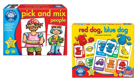 Orchard Toys Counting Games from £6.50