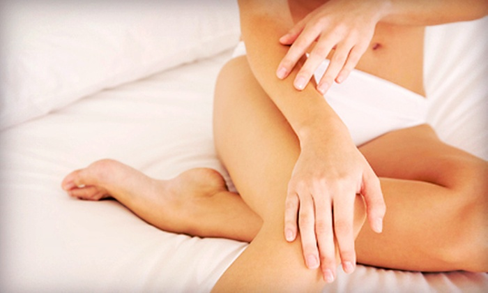 Smooth & Skinny - Multiple Locations: Cellulite-Treatment Packages at Smooth & Skinny (Up to 72% Off). Three Options Available.