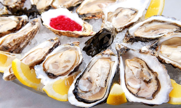 Fish N Tails Oyster Bar - Richardson: $12 for $20 Worth of Seafood at Fish N Tails Oyster Bar