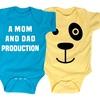 Trendy Baby Infant Bodysuits