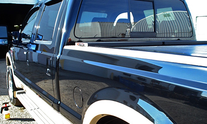 Attention Auto Detail - West Sheffield Industrial: $79 for an Exterior-Detail Package with a High-Pressure Rustproof Treatment at Attention Auto Detail ($279 Value)