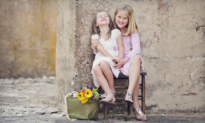Judy Reinford Photography - Lehigh Valley: One- or Two-Hour On-Location Photo Shoot for Up to Five with Prints from Judy Reinford Photography (87% Off)