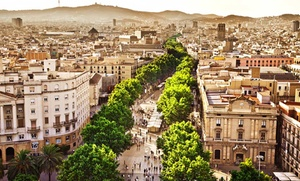 7-day Vacation In Paris And Barcelona With Airfare From Go-today. Price/person Based On Double Occupancy.