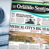 """Orlando Sentinel"" – 88% Off Sunday Delivery"