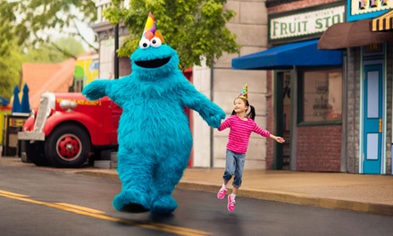 $35 for Admission for One to Sesame Place ($69 Value)