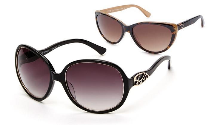 O by Oscar de la Renta Women's Sunglasses: O by Oscar de la Renta Women's Sunglasses | Brought to You by ideel