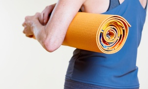 Three Or Five Pilates Mat Classes At Yogalove Oakland (up To 67% Off)
