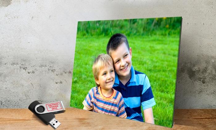 ImageCom.com: Photo Acrylic Prints with Free 8 GB USB Photo Drive from Imagecom.com (Up to 78% Off)