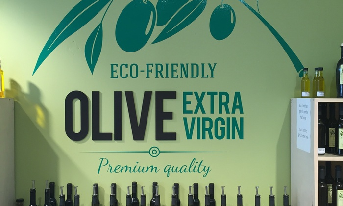 Drops Of Olive - Town Center At Cobb: $13 for $18 Worth of Gourmet Food — Drops of Olive