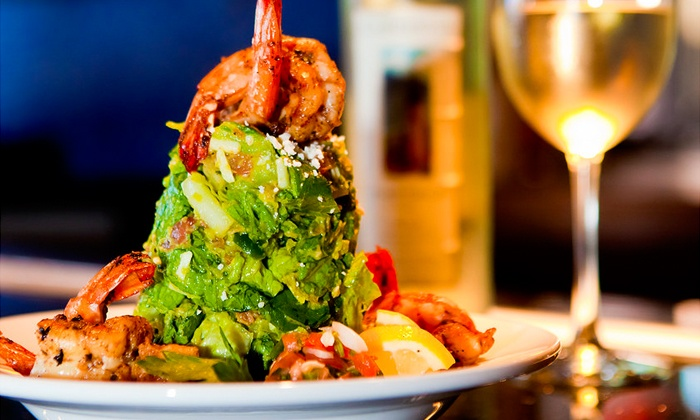 Soulfish Grill - Owens Park: Seafood For Two or Four or More at Soulfish Grill (Up to 45% Off)