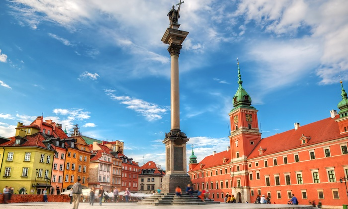 10-Day Tour of Poland with Airfare from Gate 1 Travel