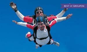 Skydive Kentucky: Tandem Skydive for One or Two at Skydive Kentucky (Up to 22% Off). Four Options Available.