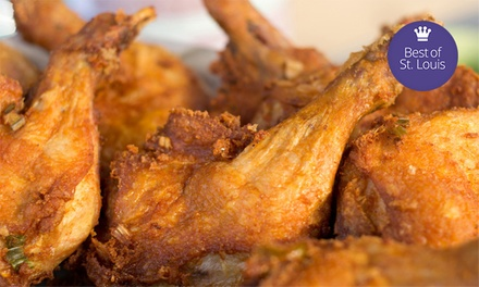 Fried-Chicken Sunday Dinner for Two or Four, or Homestyle Food at Gallagher's Restaurant (Up to 50% Off)