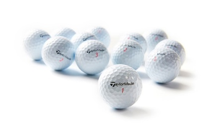 TaylorMade Burner LDP Golf Balls; 36ct. (Refurbished)