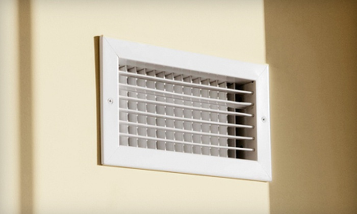 All Weather Furnace Cleaning - Edmonton: $79 for a Furnace Cleaning, Including 10 Vents and Hot-Water Tank from All Weather Furnace Cleaning ($224 Value)