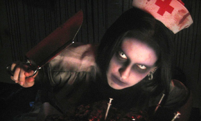 The Devil's Attic - The Devils Attic: $10 for One VIP Speed Pass to the Haunted House at The Devil's Attic ($20 Value)