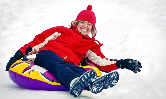 Pando Winter Sports Park - Cannon: $12 for a Tubing, Skiing, or Snowboarding Pass at Pando Winter Sports Park (Up to $20 Value)