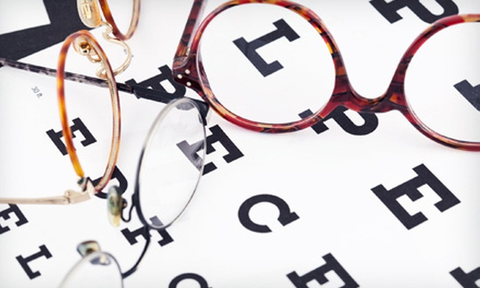 Larry A. Jebrock O.D. Inc. - Novato: $35 for a Reading and Learning-Difficulty Eye Screening and Assessment at Larry A. Jebrock O.D. Inc. ($100 Value)