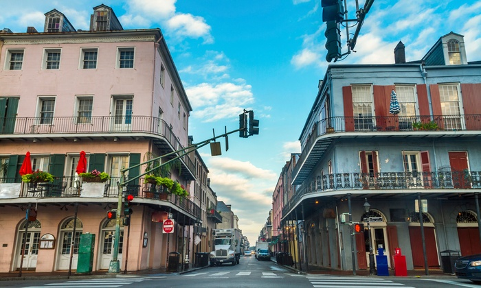 New Orleans Native Tours - New Orleans: Bus Tour through City and Cemetery for Two or Four from New Orleans Native Tours (Up to 53% Off)