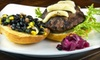 The Scotch and Vine - Marina District: Gourmet American Cuisine at The Scotch and Vine (Half Off). Two Options Available.