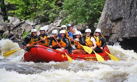 Whitewater Rafting Trip for Two or Four People from Northeast Whitewater (Up to 53% Off)