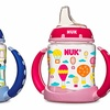 NUK Spill-Proof BPA-Free Learner Cups for Babies (2-Pack)