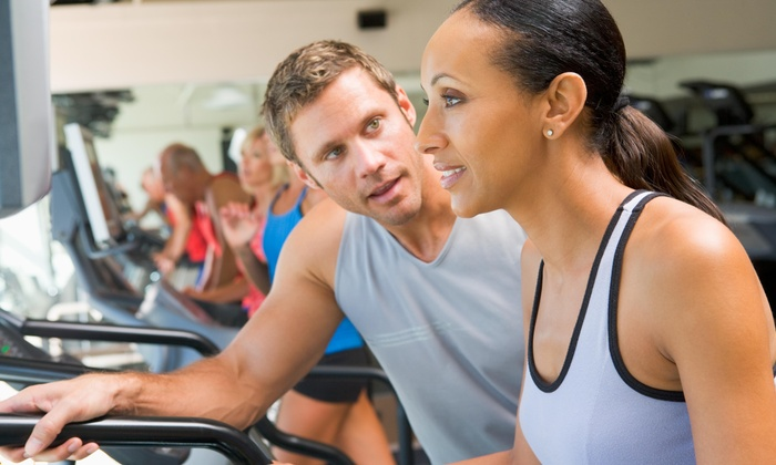 Modern Fit - Westchase: Eight Personal Training Sessions at Modern Fit (45% Off)