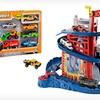 Mattel Matchbox Play Set and Cars