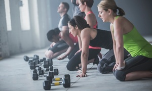 Team[Fit]: Five or 10 Boot-Camp Classes at Team[FIT] (Up to 55% Off)
