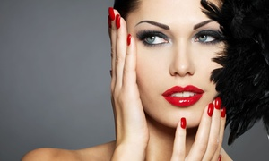 Celina's Nail Spa: One or Two Shellac Manicures at Celina's Nail Spa (Up to 51% Off)
