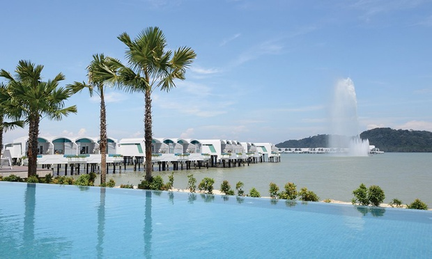 Port Dickson: 5* Water Chalet 4