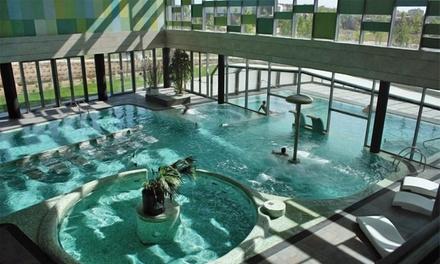 Circuito spa para 2 y opción a masaje, bañera y envoltura o hammam, exfoliación y masaje desde 19,90 € en Las Ranillas