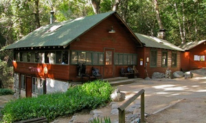 Sturtevant Camp Located in the Angeles National Forest, out of Chantry Flat: 1- or 2-Night Cabin Stay for Up to Eight at Sturtevant Camp in the Angeles National Forest (Up to 52% Off)
