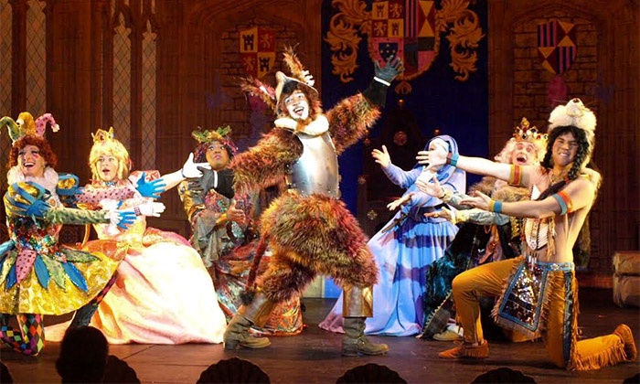 """¡Oops!. . .Madrid It Again - New York: Hasty Pudding Theatricals Presents """"¡Oops! Madrid it Again"""" at The Kaye Playhouse, March 13–14 (Up to 54% Off)"""