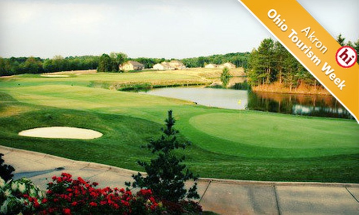 Golfdealz.net - Akron / Canton: $29 for a 2012 Golf Discount Pass to 26 Participating Courses from Golfdealz.net ($60 Value)