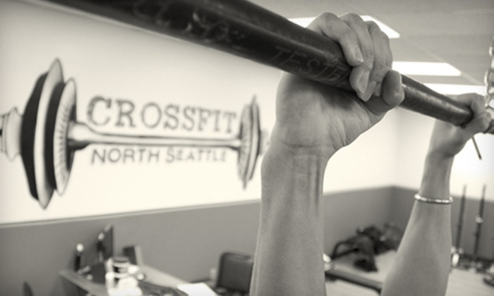 CrossFit North Seattle - Bitter Lake: 15 Classes or One Month of Unlimited Classes at CrossFit North Seattle (Up to 87% Off)