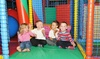 Jungle Jack's Play and Party - Barry: Soft Play Entry with Drink for Up to Four at Jungle Jack's Play and Party (Up to 45% Off)