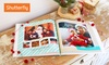 Shutterfly **NAT**: 8x8 or 8x11 Custom Photo Book from Shutterfly (Up to 66% Off)