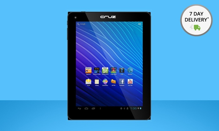 Velocity Micro Cruz 9.7 In. Tablet (T510): Velocity Micro Cruz 9.7 In. Tablet (T510). Free Shipping and Returns.