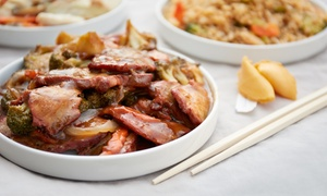 Grand Peking: $10 for $20 Worth of Chinese Food at Grand Peking